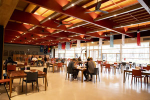 Burgmann College - Dining Hall